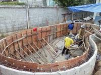 Jasa pembuatan kolam bandung